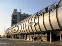1. Египет - аэропорт в Каире