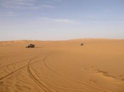 1. Египет - Аравийская пустыня