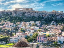 1. Греция - Афины