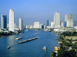 1. Тайланд - Бангкок