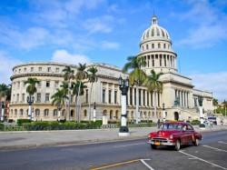 1. Куба - Капитолий в Гаване