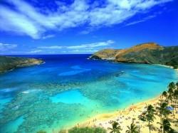 1. Мексика - пляж