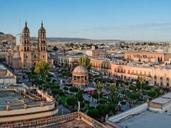 3. Мексика - город Гвадалахара