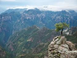 2. Мексика - Медный каньон