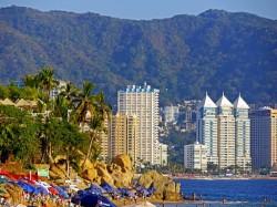 2. Мексика - Акапулько