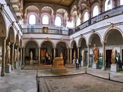4. Тунис - национальный музей в Тунисе