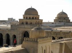 1. Тунис - Кайруанская мечеть