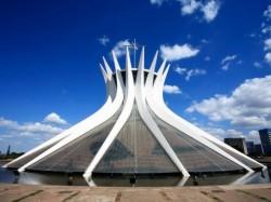 Бразилия - Кафедральный собор