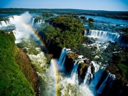 Бразилия - Водопады Игуасу