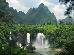 1.Вьетнам - природа