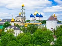 Россия - Золтое кольцо
