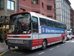 1. Андорра - автобусное сообщение