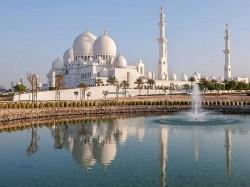 1. ОАЭ - Мечеть Зайда