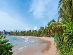 1. Шри-Ланка - пляж
