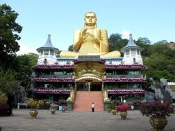 1. Шри-Ланка - Дамбулла