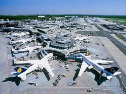 1. Германия - международный аэропорт Франкфурта-на-Майне