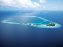 1. Мальдивы - атолл