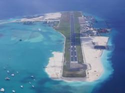 1. Мальдивы - аэропорт
