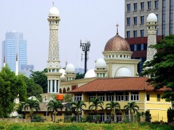 Индонезия -  Джакарта