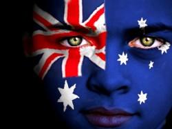 Австралия - австралиец
