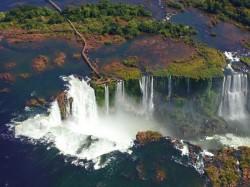 2. Аргентина - водопад Игуасу