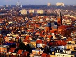 1. Бельгия - Брюссель