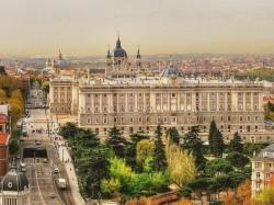 1. Испания - Мадрид