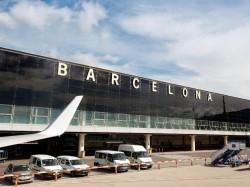 1. Испания - аэропорт Эль-Прат в Барселоне