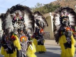 Боливия -  Племя