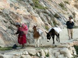 Боливия -  Жители