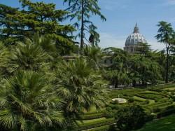 Ватикан - Ватиканские сады