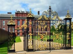 Великобритания - Кенсингтонский дворец в Лондоне