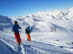 2. Иран - горнолыжный курорт Дизин