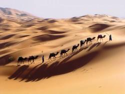 1. Иран - пустыня