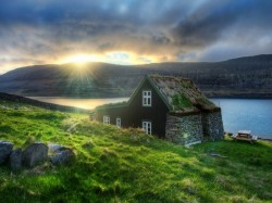 Исландия -  Природа