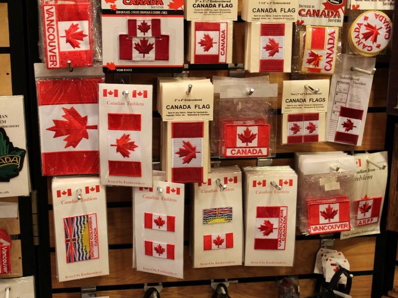 Что привозят в подарок из канады