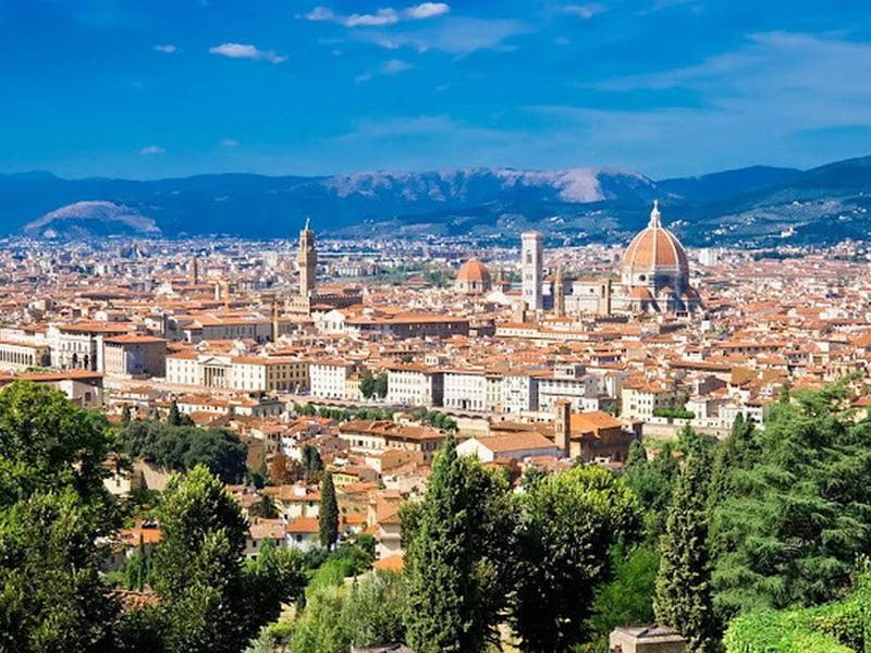 Италия - Столица и крупные