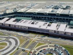 1. Италия - аэропорт Мальпенса в Милане