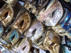1. Италия - венецианские маски