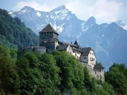 1. Лихтенштейн - Замок Вадуц
