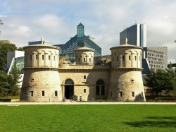 1. Люксембург - Крепость «Три жёлудя»