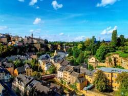 1. Люксембург - столица