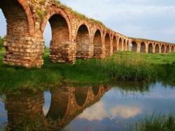 Македония  - мост