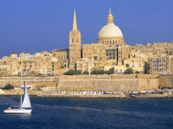 1. Мальта - Валлетта