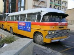 3. Мальта - городской автобус