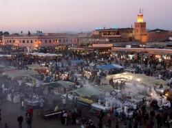 1. Марокко - Джема-эль-Фна