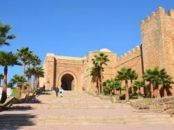 4. Марокко - крепость Касба-Удайя