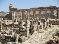 3. Марокко - руины Волюбилиса