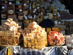 2. Марокко - сувениры из арганового масла