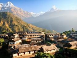 1. Непал - Окрестности